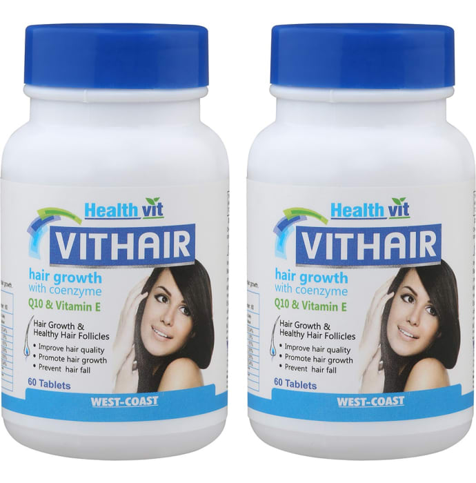 HealthVit Vithair Tablet (Pack OF 2)