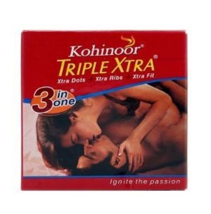 Kohinoor Triple Xtra Condom