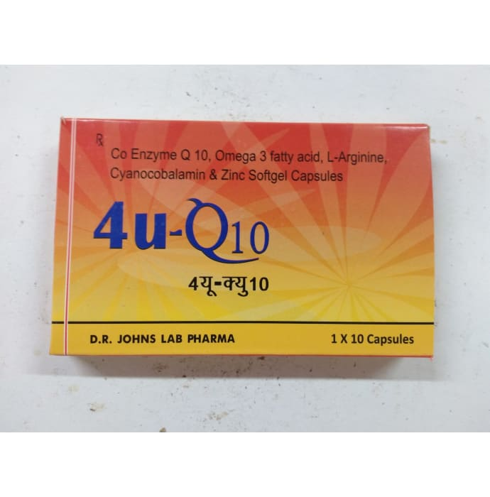 4U Q10 Capsule
