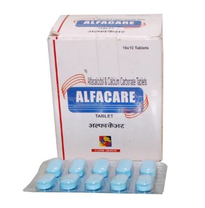 Alfacare Tablet