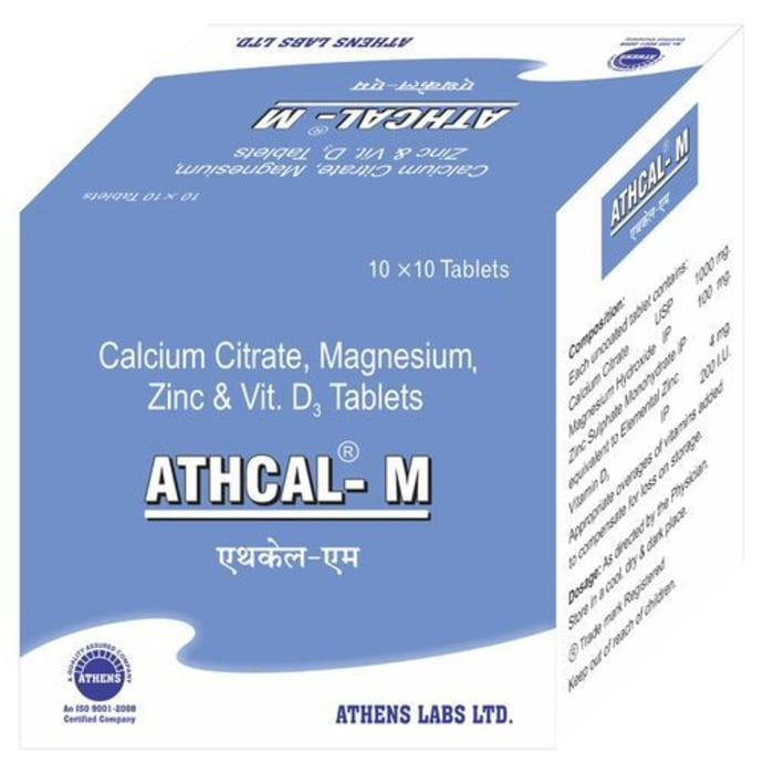 Athcal-M Tablet