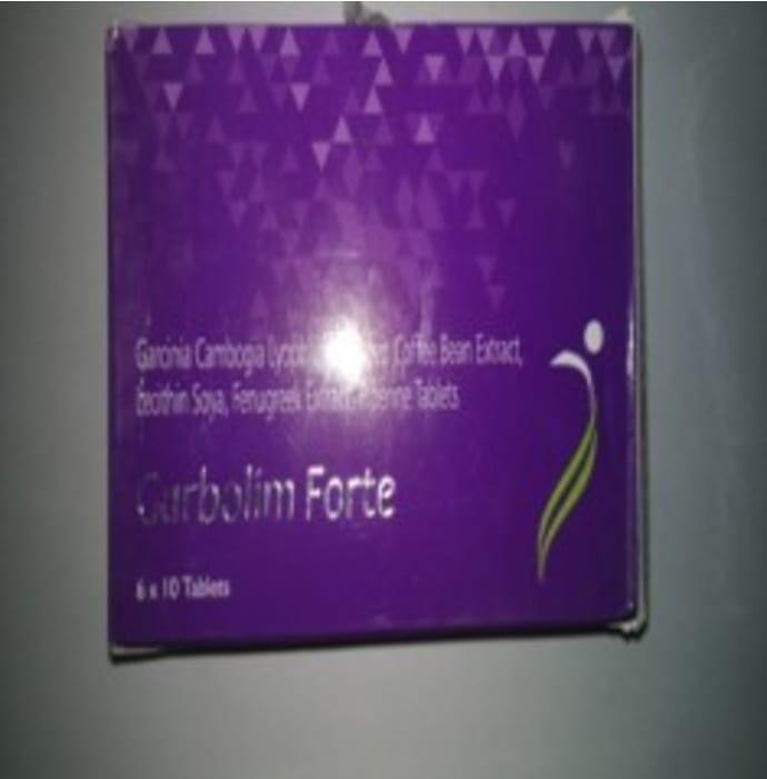 Garbolim Forte Tablet