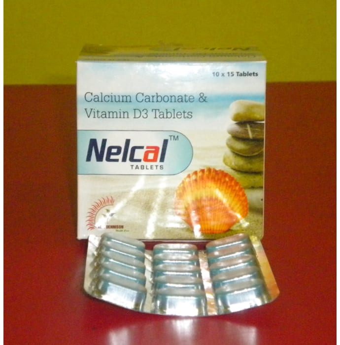 Nelcal Tablet