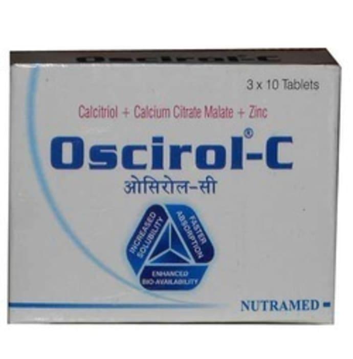 Oscirol-C Tablet