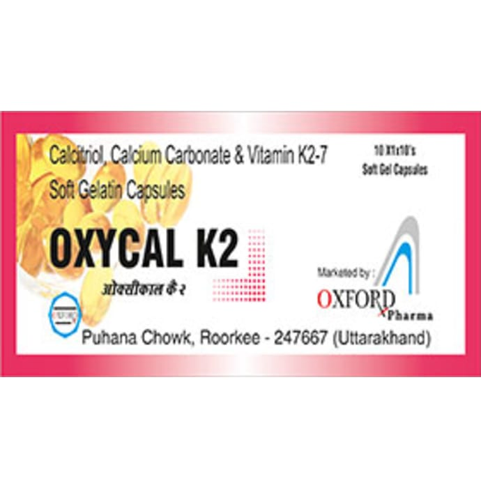 Oxycal K2  Tablet
