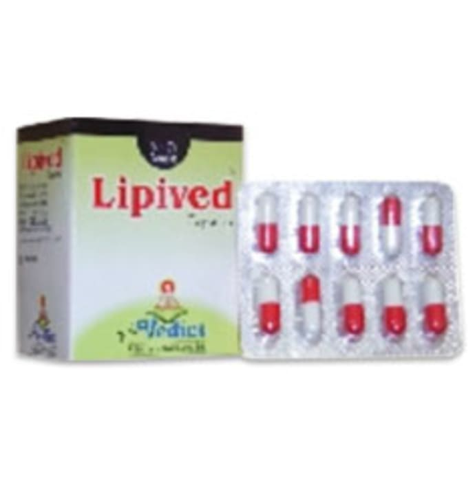 Lipived Tablet