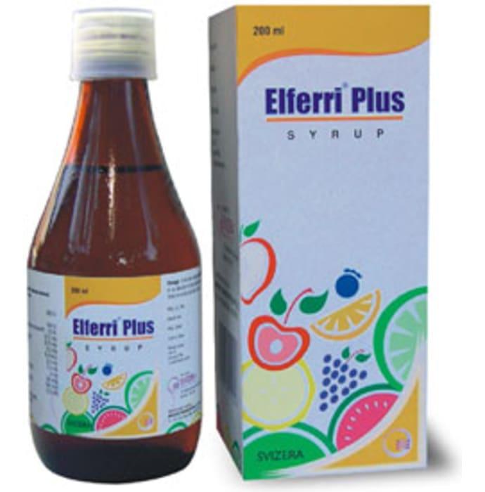 Elferri Plus Syrup
