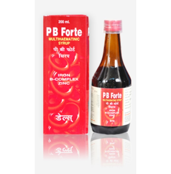 P B Forte Syrup