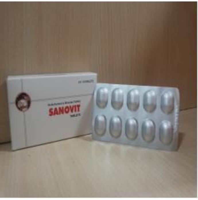 Sanovit Tablet