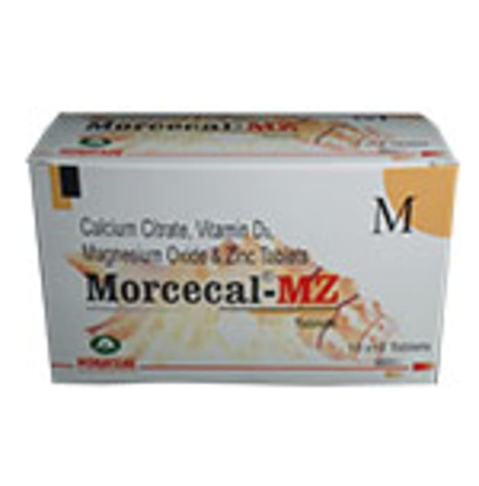 Morcecal-MZ Tablet