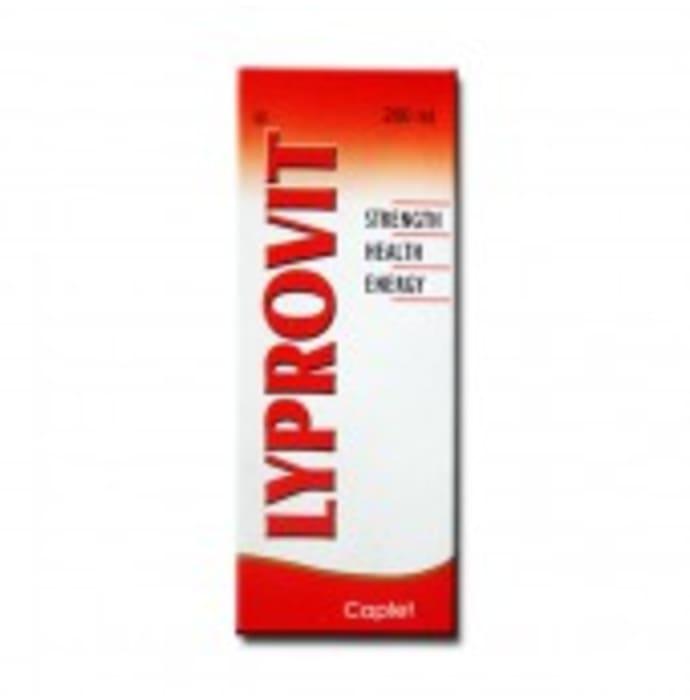 Lyprovit Syrup