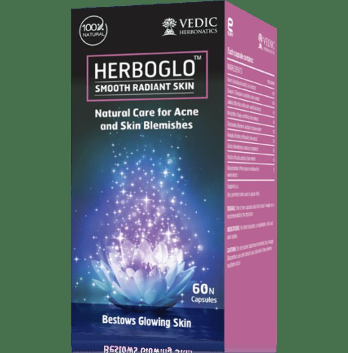 Vedic Herbonatics Herboglo Capsule