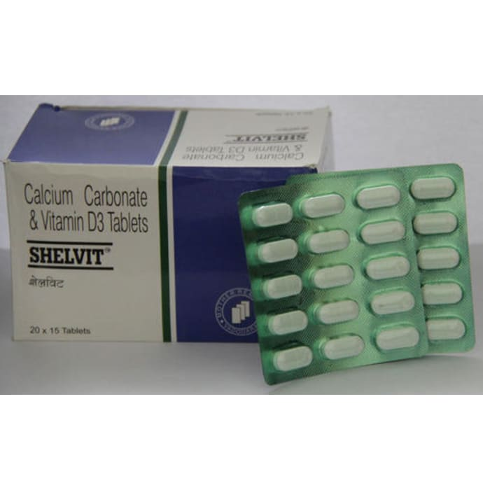 Shelvit Tablet