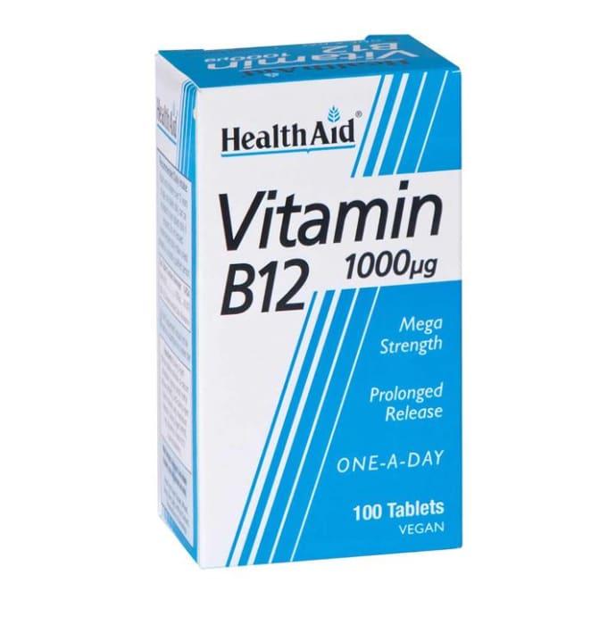 Healthaid Vitamin B12 1000mcg Tablet