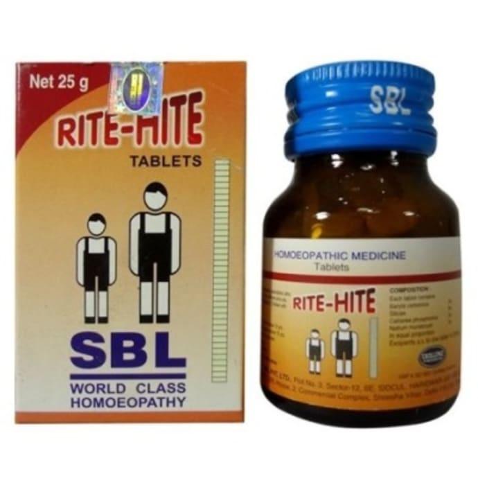 SBL Rite-Hite Tablet