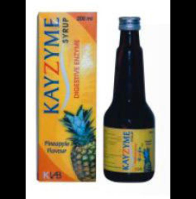 Kayzyme Syrup