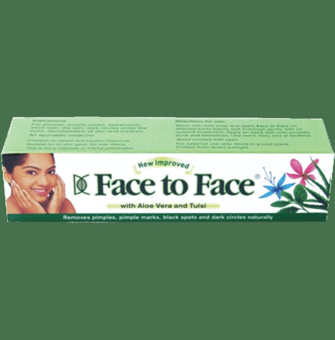 Face to Face Cream