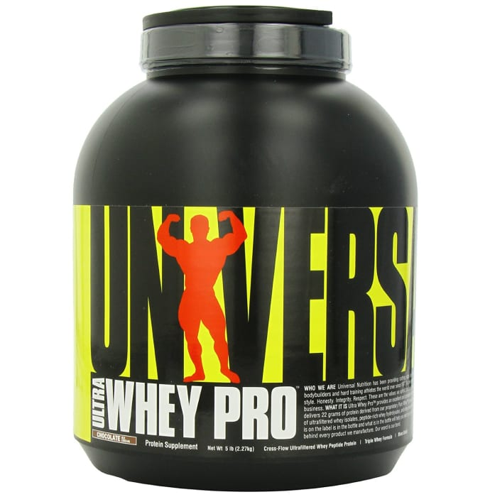 Universal Nutrition Ultra Whey Pro Chocolate