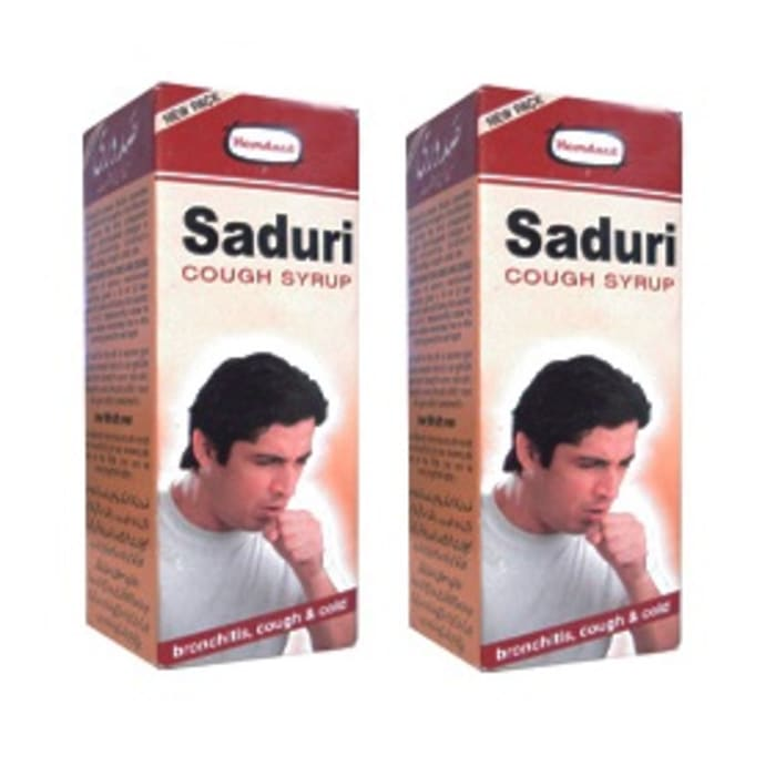 Hamdard Saduri Syrup Pack of 2