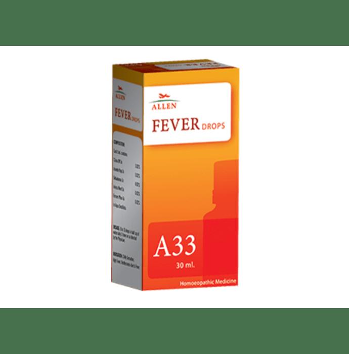 Allen A33 Fever Drop
