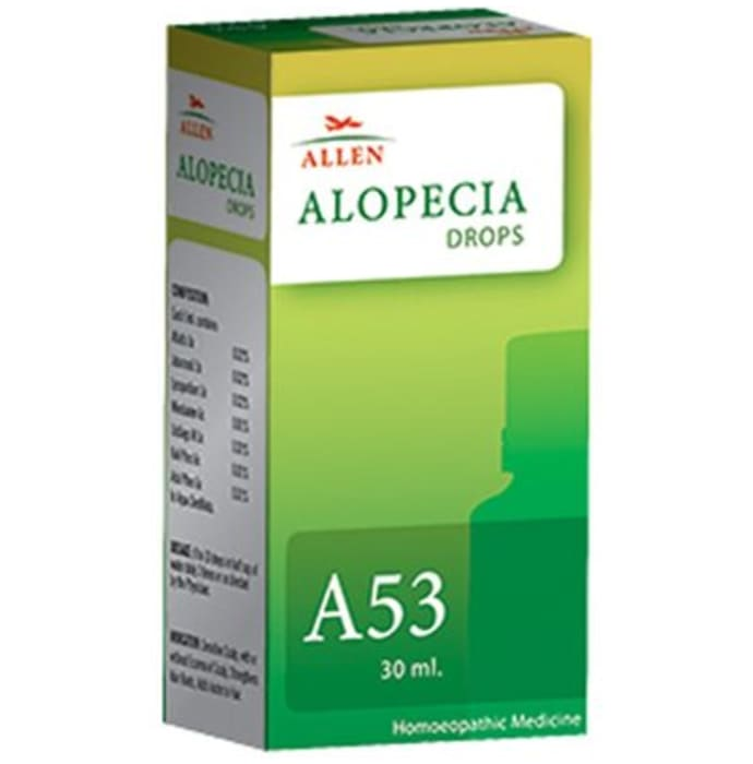 Allen A53 Alopecia Drop