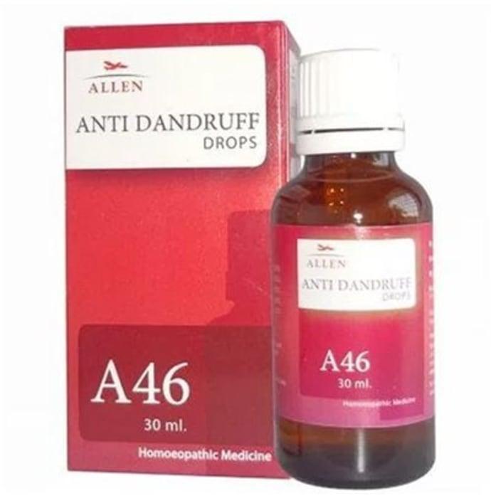 Allen A46 Anti Dandruff Drop