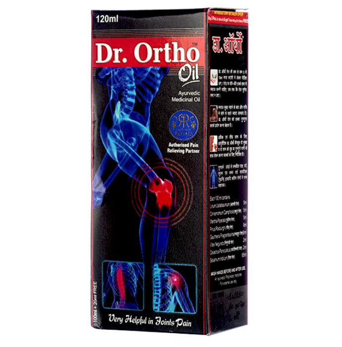 Dr Ortho Oil