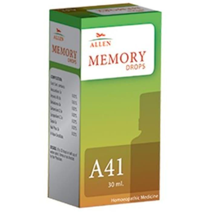 Allen A41 Memory Drop