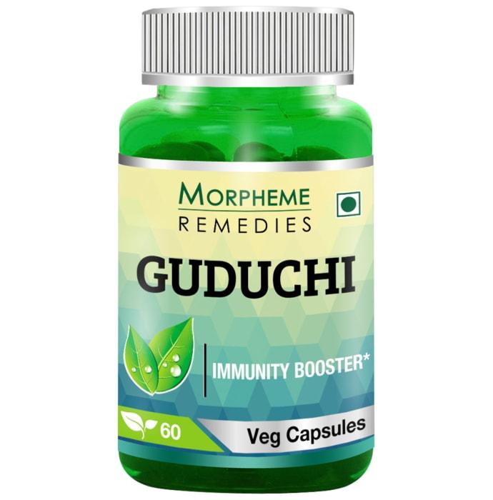 Morpheme  Guduchi Capsule