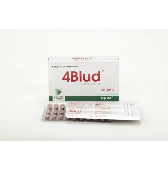 4 Blud Tablet