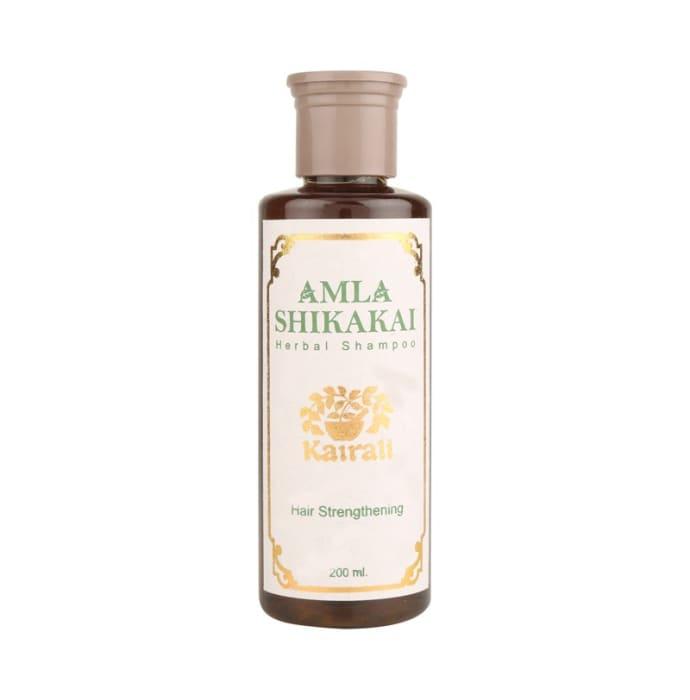 Kairali Herbal Amla Shikakai Shampoo