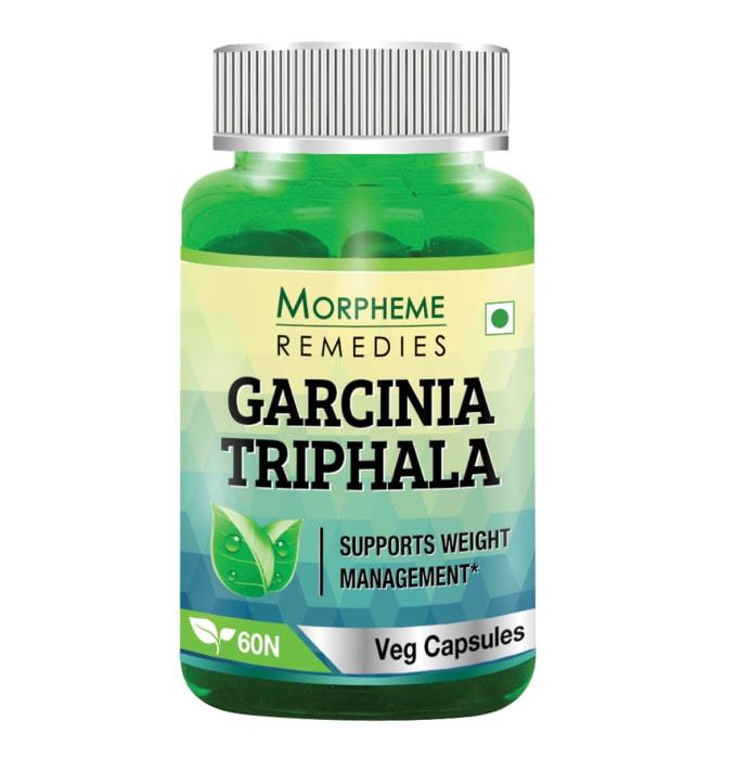 Morpheme Garcinia Triphala  Capsule