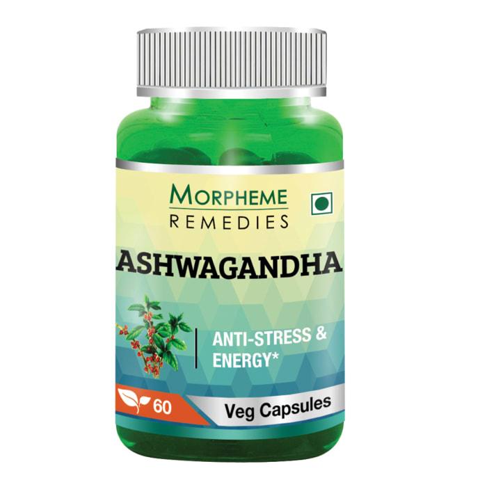 Morpheme Ashwagandha  Capsule