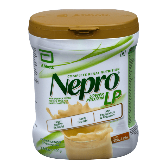 Nepro LP Powder Vanilla