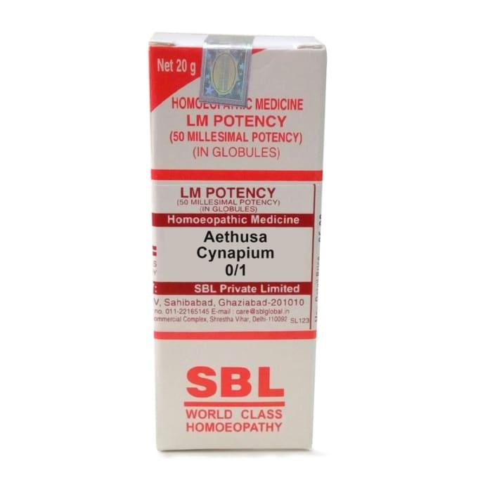 SBL Aethusa Cynapium 0/1 LM