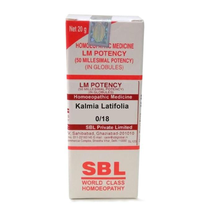 SBL Kalmia Latifolia 0/18 LM