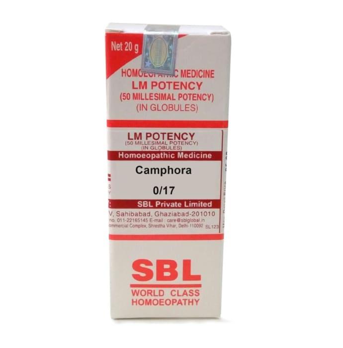 SBL Camphora 0/17 LM