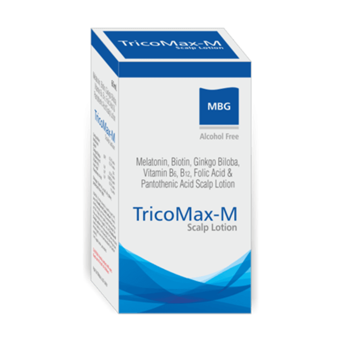 Tricomax M Scalp 60ml Lotion