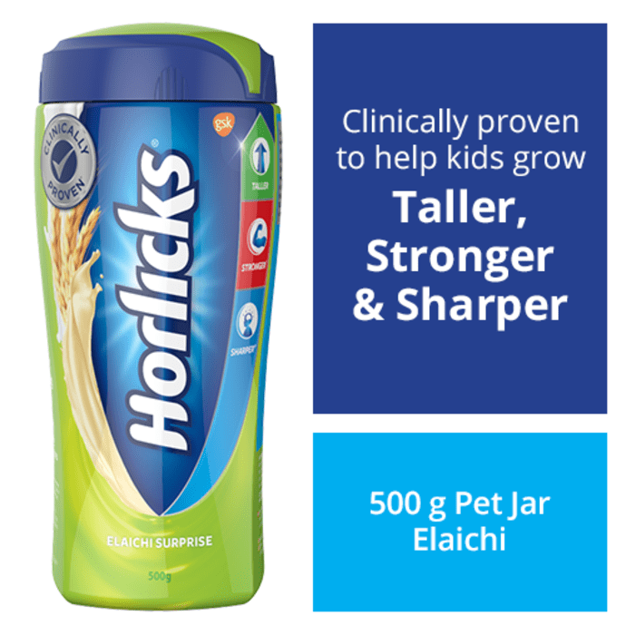Horlicks Powder Elaichi