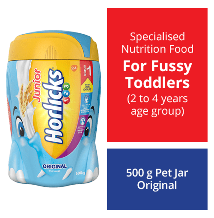Horlicks Junior Stage 1 Powder