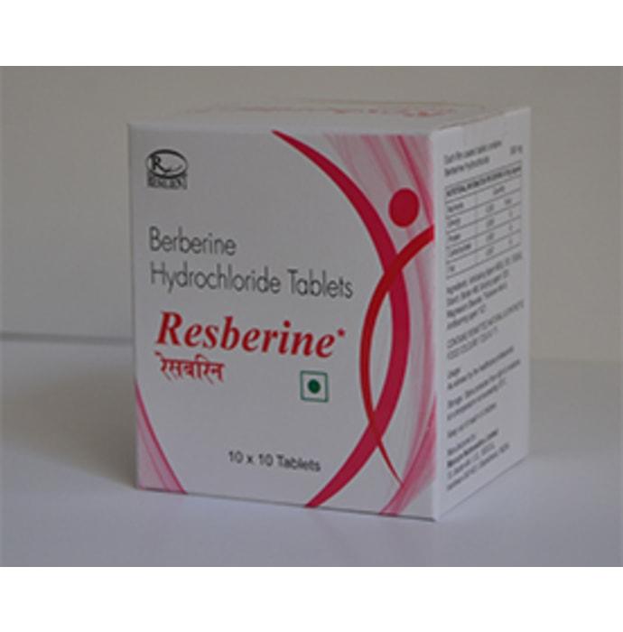 Resberine Tablet