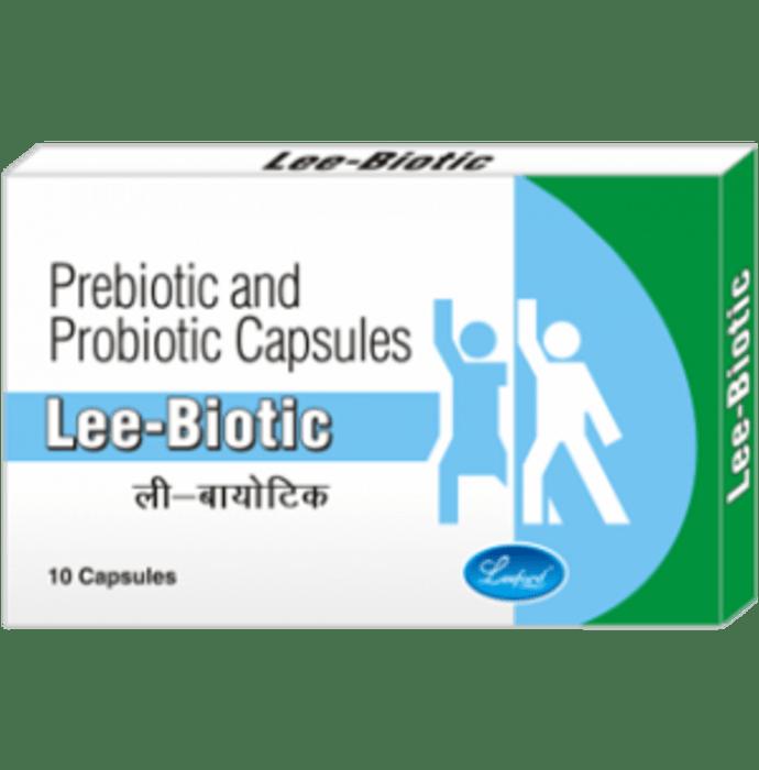 Leebiotic Capsule