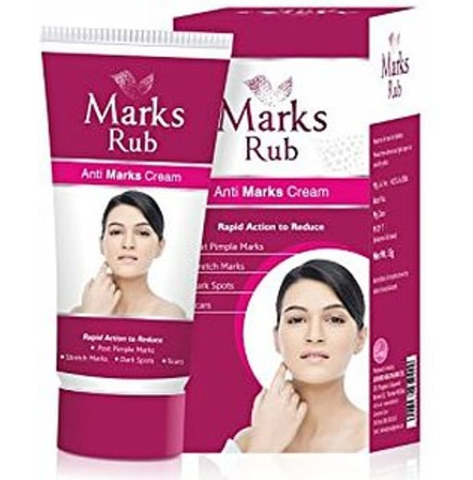 Marks Rub Cream