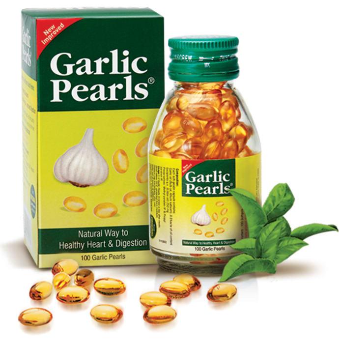 Garlic Pearls Capsule
