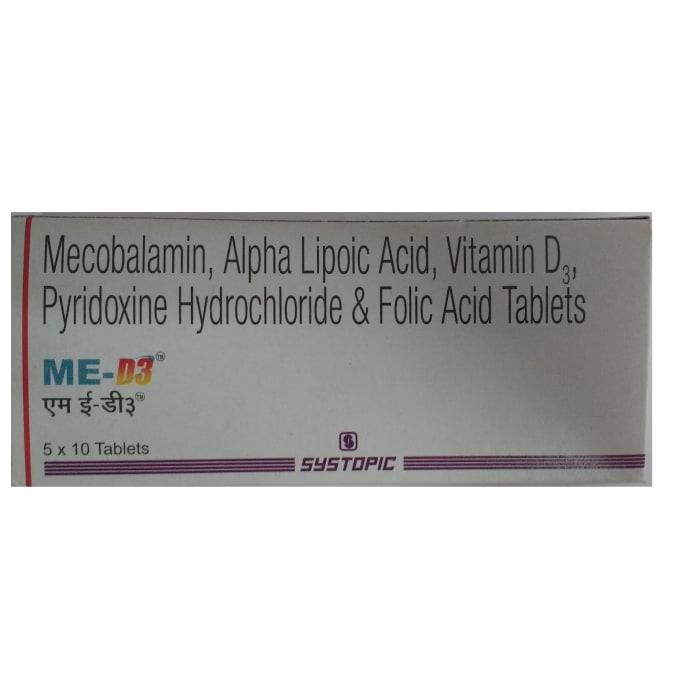ME -D3 Tablet