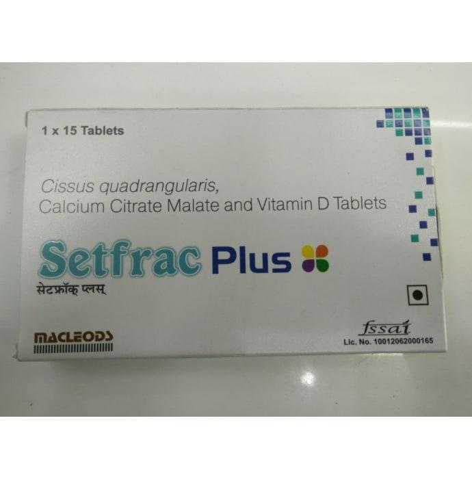 Setfrac Plus Tablet
