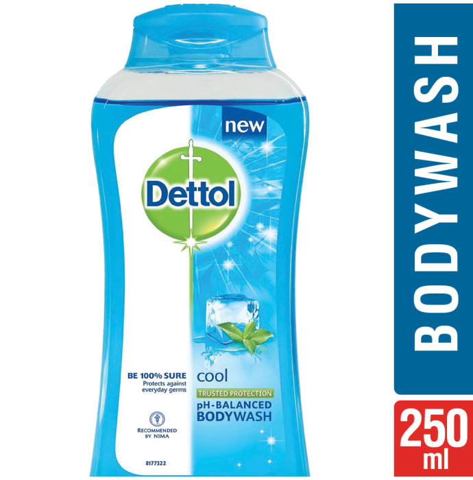Dettol Cool (Buy 1 Get 1 Free) Bodywash