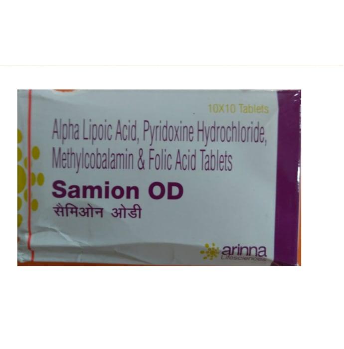 Samion OD Tablet
