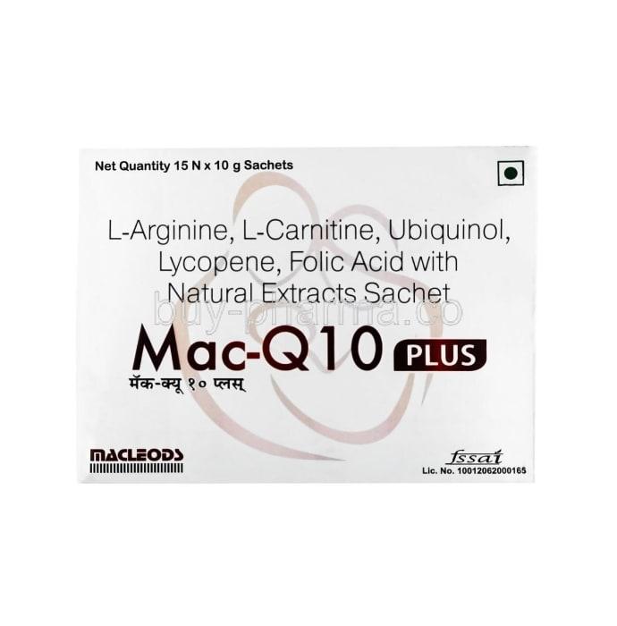 Mac-Q10 Plus Sachet