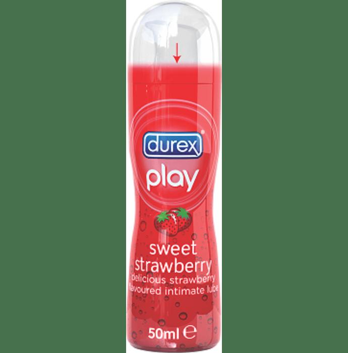 Durex Play (Buy 1 Get 1 Free) Gel Sweet Strawberry